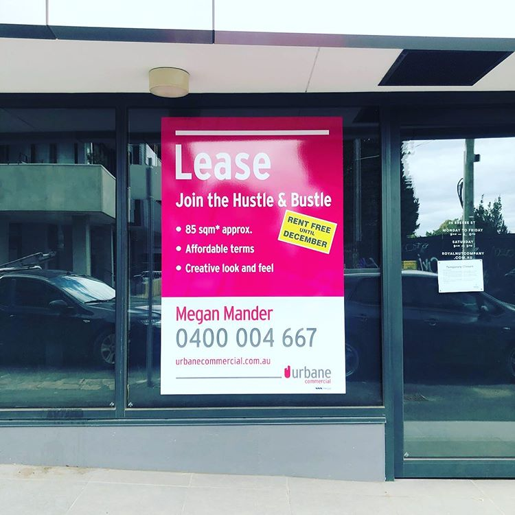 Commercial leasing melbourne